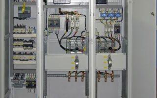 Применение вводных и вводно-распределительных устройств