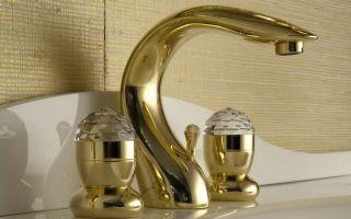 Полезные советы по установке смесителя в ванною комнату