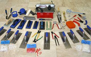 Особенности выбора инструментов для обработки плитки