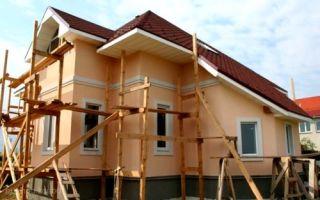 Отделка здания — завершающий этап строительства