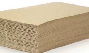 Что из себя представляет картон