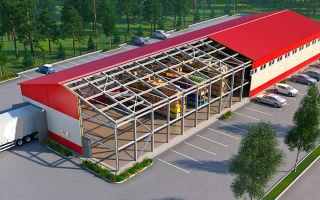 Строительство склада как точка роста бизнеса
