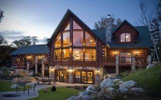 Строим свой собственный деревянный коттедж