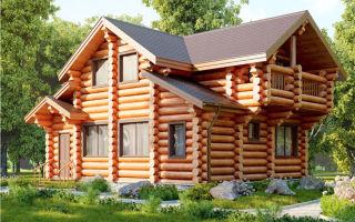 Постройка деревянного дома: преимущества перед кирпичными домами