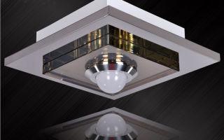 Эргономичность с потолочными светодиодами