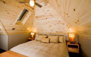 Деревянная вагонка – экологически чистый отделочный материал