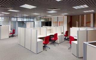 Офисные перегородки – оптимальная организация офисного пространства