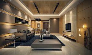 Ремонт квартир — дизайн в стиле модерн