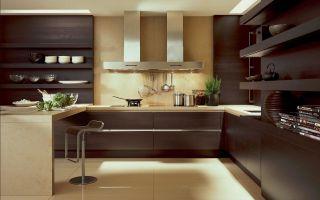 Современная кухня – важные аспекты обустройства