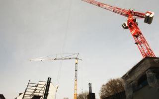 Краны – короли строительных площадок