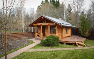 Строим домик на участке