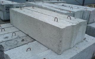 Железобетонные изделия и фундаментные блоки для основательного строительства