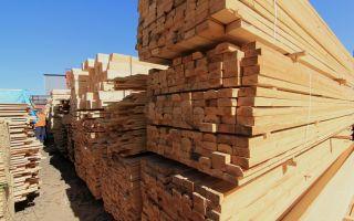 Строительство домов из пиломатериалов