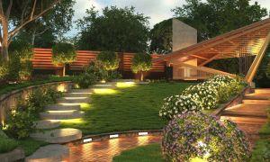 Стили и примеры садового дизайна