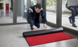 Сервис сменных ковров