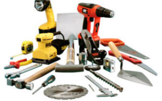 Строительный инструмент – учимся пользоваться
