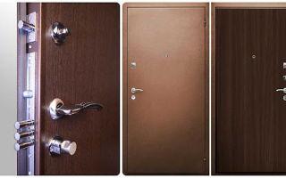 Стальная дверь – основа безопасности