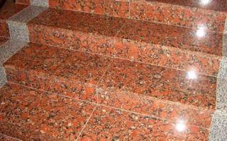 Гранит – универсальный строительный материал