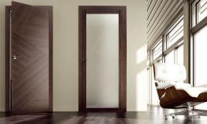 Шпонированные двери — особенности выбора