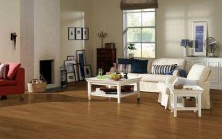 Ламинат Таркетт – надежность и качество напольного покрытия