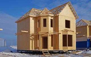 Канадские дома — каркасные технологии малоэтажного домостроения