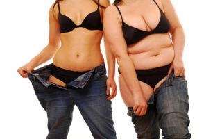 О похудении