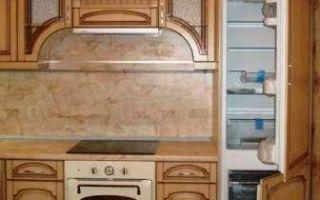 Ремонт встроенных холодильников