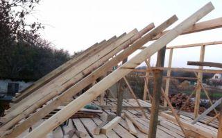 Деревянная крыша – хорошо это или плохо