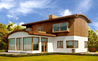 Современный деревянный дом – уют и комфорт загородной жизни