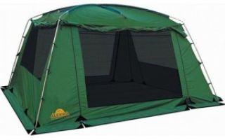 Продажа туристических палаток