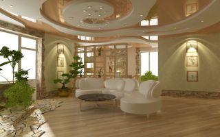 Монтаж натяжного потолка – идеальное решение для дома