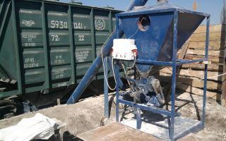 Оборудования для фасовки цемента
