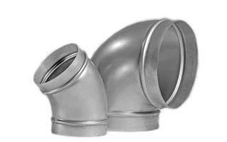 Конкурентные преимущества круглых воздуховодов