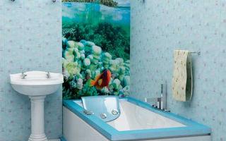 Достоинства и недостатки панелей пвх для ванной комнаты
