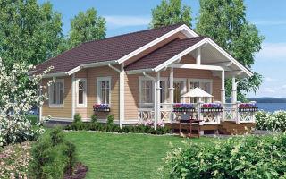 Преимущества одноэтажных домов