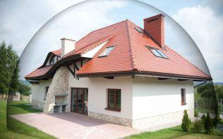 Защита конструкций и помещений загородного дома от влияния внешней среды