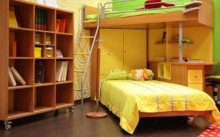 Преображаем детскую комнату