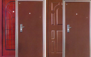 Двери — индикатор уровня просадки строения
