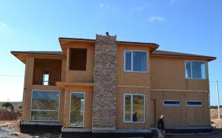 Дом из СИП панелей – быстро и качественно