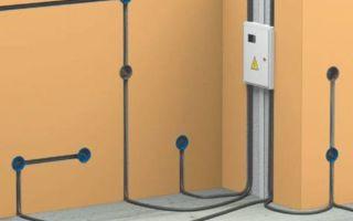 Электропроводка в Вашем доме
