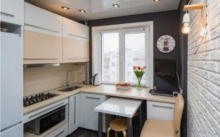 Правильная и эффективная планировка кухни