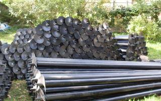 Использование винтовых свай в строительстве