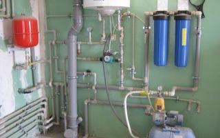 Идеальная система водоснабжения