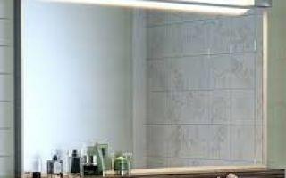 Зеркало в ванную: различные варианты для выбора, способы крепления и виды монтажа