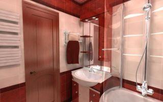 Какие двери лучше ставить в ванную советы специалистов