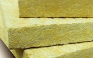 Плитные теплоизоляционные материалы