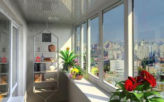 Советы по остеклению балконов