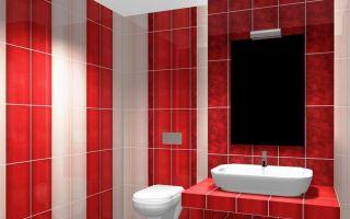 Как выбрать и уложить плитку в ванной на гипсокартон