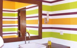 7 заблуждений о покраске стен в ванной