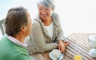 Как очистить организм в пожилом возрасте?